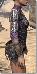 Stormlord Cuirass - Female Right