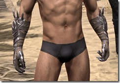 Stormlord Gauntlets - Male Front