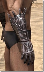 Stormlord Gauntlets - Male Right