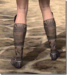 Stormlord Sabatons - Female Rear