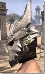 Troll King Visage - Male Side
