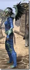 Welkynar Ancestor Silk - Dyed Shirt Side