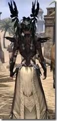 Welkynar Ancestor Silk - Female Robe Close Rear