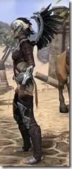 Welkynar Ancestor Silk - Female Shirt Side