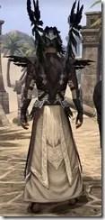 Welkynar Ancestor Silk - Male Robe Rear
