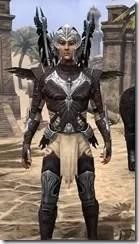 Welkynar Ancestor Silk - Male Shirt Close Front