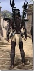 Welkynar Ancestor Silk - Male Shirt Rear