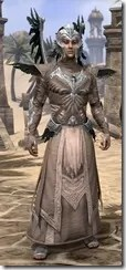 Welkynar Homespun - Male Robe Front