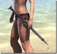 Welkynar Rubedite Sword 1