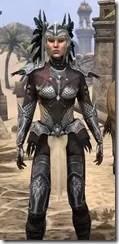 Welkynar Rubedo Leather - Female Close Front