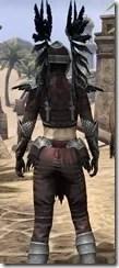 Welkynar Rubedo Leather - Female Close Rear