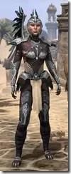 Welkynar Rubedo Leather - Female Front