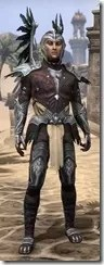Welkynar Rubedo Leather - Male Front