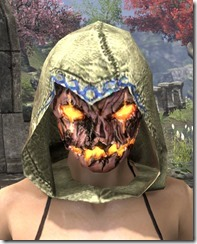Hollowjack Spectre Mask - Dyed Front