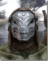 Renegade Dragon Priest Mask - Argonian Front