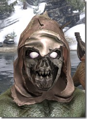 Scarecrow Spectre Mask - Argonian Front