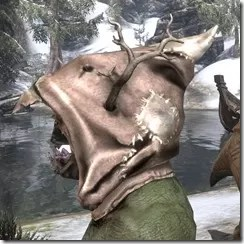 Thicketman Spectre Mask - Argonian Side