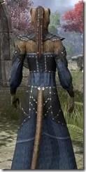 Ancestral Homage Formal Gown - Khajiit Female Close Rear