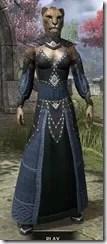 Ancestral Homage Formal Gown - Khajiit Female Front