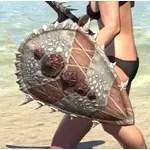 Dead-Water Ruby Ash Shield