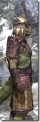 Elder Argonian Heavy - Argonian Male Close Side