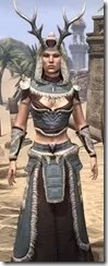Huntsman Ancestor Silk - Female Robe Close Front