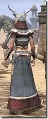 Huntsman Ancestor Silk - Female Robe Rear