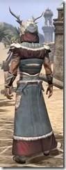 Huntsman Ancestor Silk - Male Robe Rear