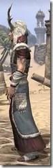 Huntsman Ancestor Silk - Male Robe Side