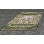 Imperial Carpet, Gilded Dibella