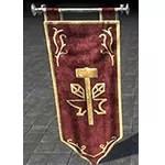 Master Craftsman's Banner, Hanging