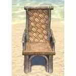 Murkmire Chair, Woven