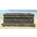Murkmire Sarcophagus, Empty