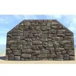 Murkmire Wall, Stone