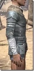 Silver Dawn Iron Cuirass - Male Right