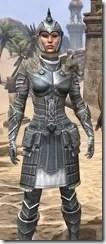 Silver Dawn Iron - Female Close Front