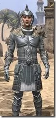 Silver Dawn Iron - Male Close Front