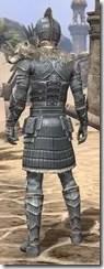 Silver Dawn Iron - Male Rear