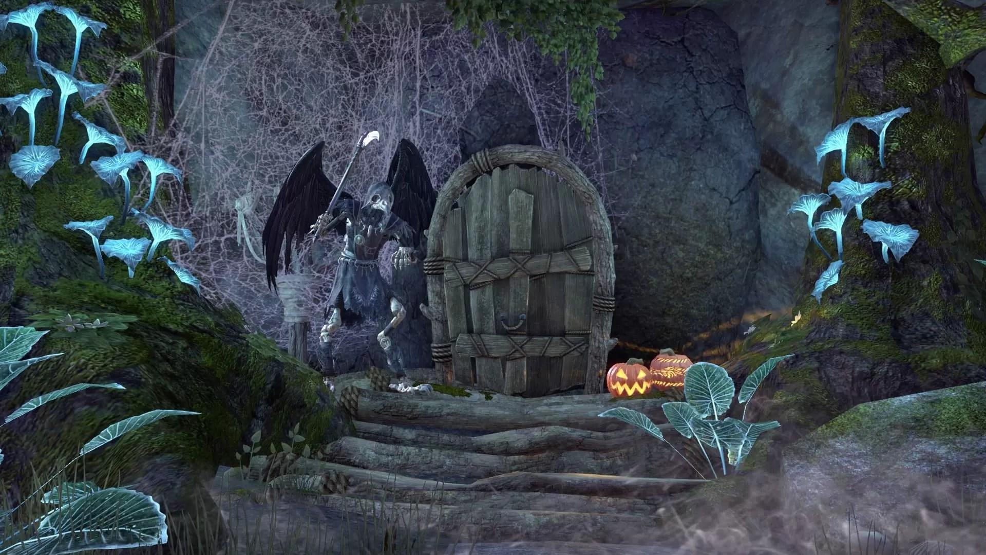 Humbleween (Halloween Themed house) [PS4]