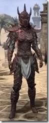 Dremora Rubedite - Female Front