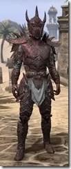 Dremora Rubedite - Male Front