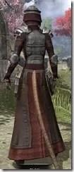 Battlemage Tribune Armor - Khajiit Female Rear