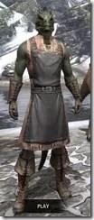 Blacksmith - Argonian Male Front