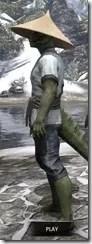 Budi-Shirt and Galligaskins - Argonian Male Side