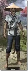 Budi-Shirt and Galligaskins - Khajiit Female Front