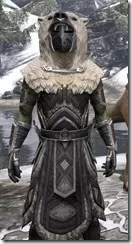 Cavalier of the Sworn Oath - Argonian Male Close Front