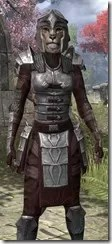 Centurion Dress Armor - Khajiit Female Close Front
