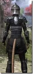 Centurion Field Armor - Khajiit Female Close Rear