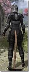 Centurion Field Armor - Khajiit Female Rear