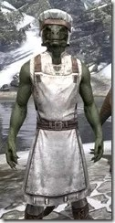 Chef - Argonian Male Close Front